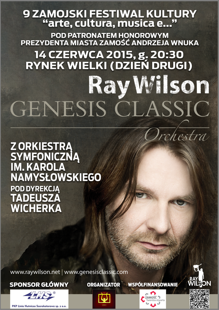 Plakat Genesis Classic