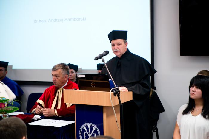 dr hab. Andrzej Samborski