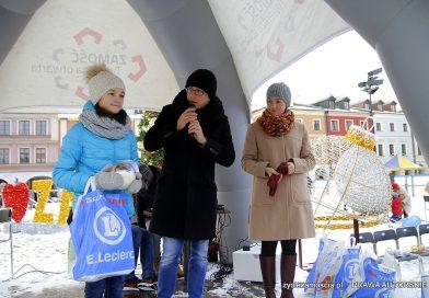 Jarmark Świąteczny na Rynku Wielkim w Zamościu – zakończenie