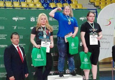 Złoty medal w trójboju siłowym