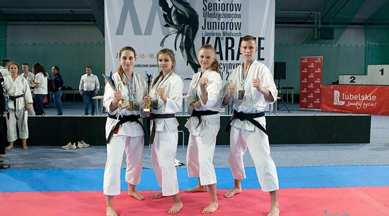 Zamość – XXVIII Mistrzostwa Polski w Karate Tradycyjnym ORLEN 2017