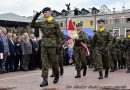 Dwudziesta rocznica wręczenia sztandaru 3 Zamojskiej Brygadzie Obrony Terytorialnej