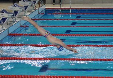 ORKA intensywnie pływa na zawodach