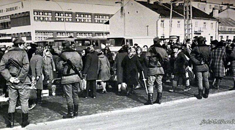 36. rocznica wprowadzenia stanu wojennego – tak było w Zamościu