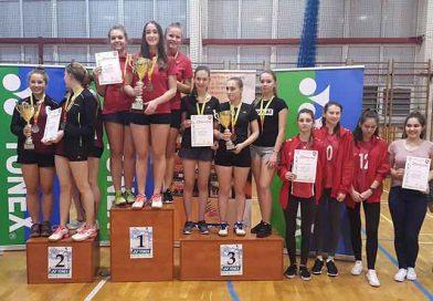 Sukces III LO w Zamościu w badmintonie