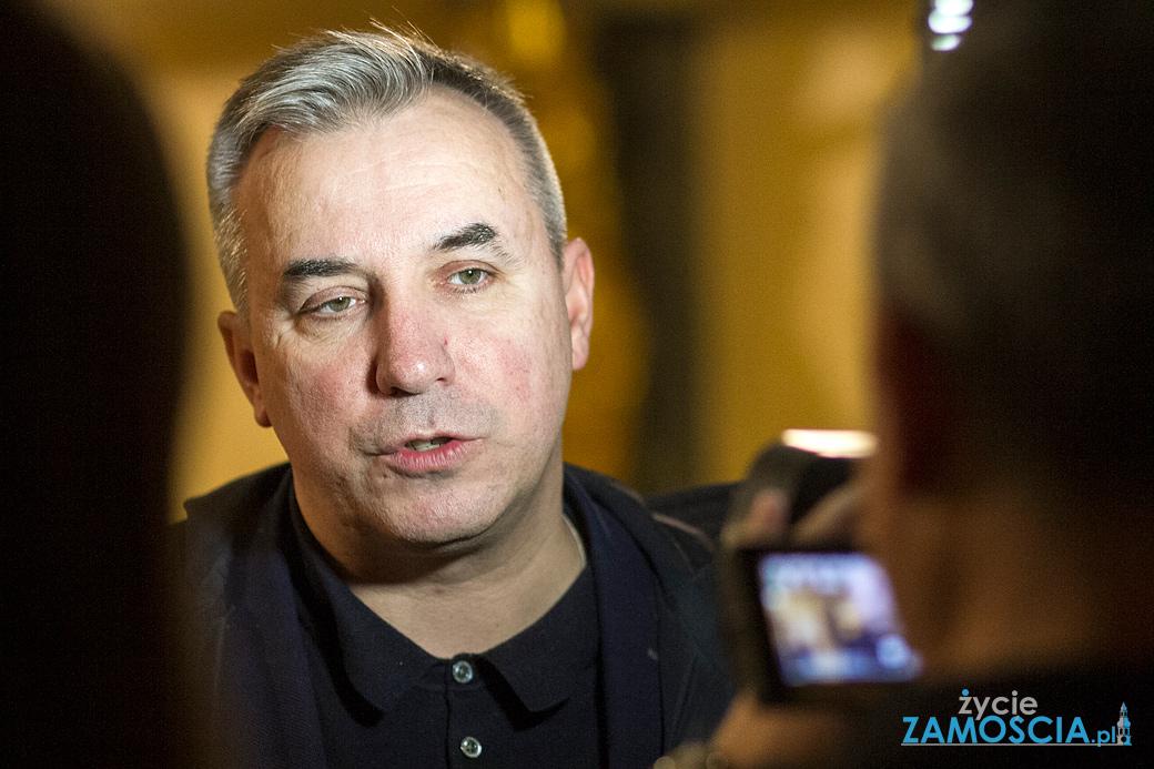 Wojciech Sumliński w Zamościu i mroczne historie III RP