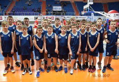 Zamojscy koszykarze rozpoczynają rywalizację w cyklu U12 (Żak).