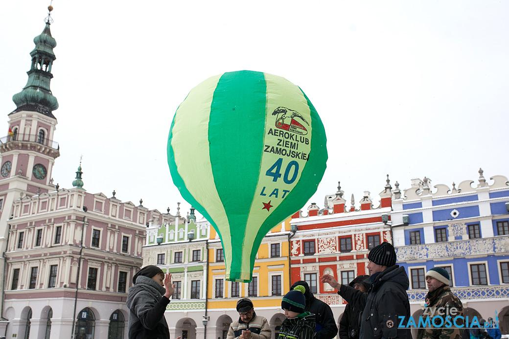 XVII Regionalne Zawody Modeli Balonów na Ogrzane Powietrze o puchar Prezydenta Miasta Zamość