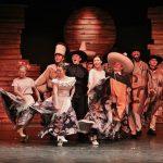 Zorro dla dzieci na Zamojskim Lecie Teatralnym