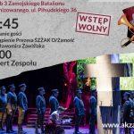 Koncert Reprezentacyjnego Zespołu Artystycznego Wojska Polskiego już niebawem w Zamościu