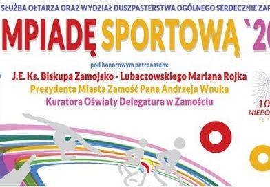 Olimpiada Sportowa Liturgicznej Służby Ołtarza już jutro