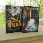 Czy Ewelina Dyda, pierwsza dama kryminału Noir, napisze powieść o Zamościu?