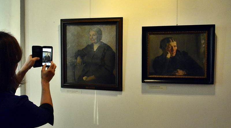 Kobiece portrety na wystawie w Muzeum