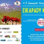 """5. Zamojski Festiwal Podróży """"Eskapady Kresowe"""" -podajemy program"""