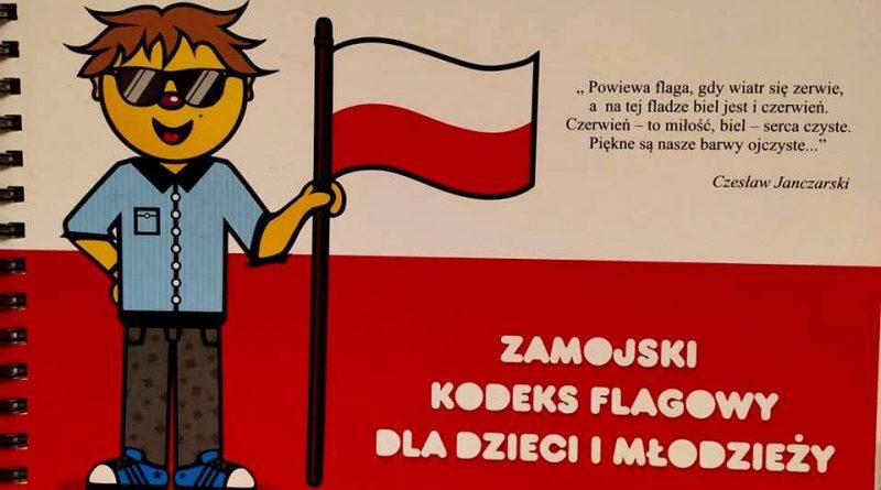 Zamojski Kodeks Flagowy dla dzieci i młodzieży