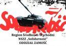 Upamiętnią 38. rocznicę wprowadzenia stanu wojennego