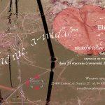 Grafiki Elżbiety Gnyp na wystawie w BWA