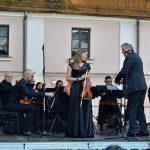 Maestro, młoda skrzypaczka i Namysłowiacy...