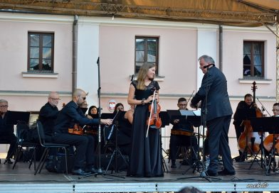 Maestro, młoda skrzypaczka i Namysłowiacy…