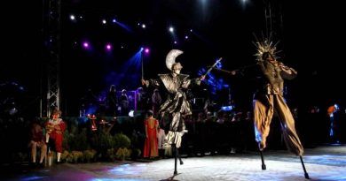09.wrześień 2012 VI ZAMOJSKI FESTIWAL KULTURY – Zamojska Arlekinada