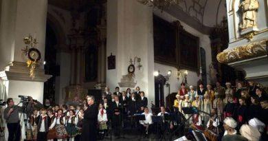 Koncert Noworoczny w Katedrze Zamojskiej 06.01.2013