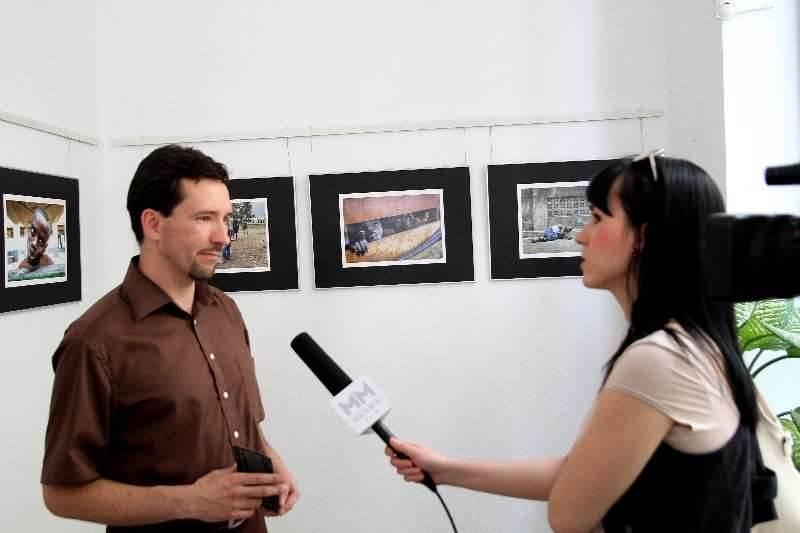 9 maja.2013 r. SHEGE – DZIECI ULICY –  wystawa Wojciecha Lembryka