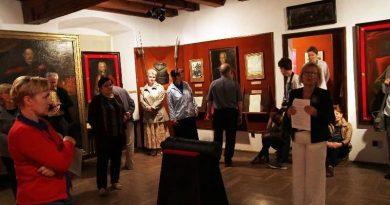 18.05.2013 r. Zamojska Noc Muzeów.