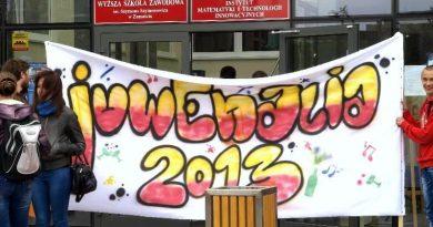 13-16 maja 2013 Dni kultury studenckiej na PWSZ w Zamościu. Rozpoczęcie!