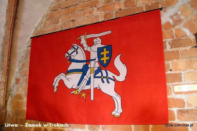 15.06.2013 r. LITWA – Zamek w Trokach