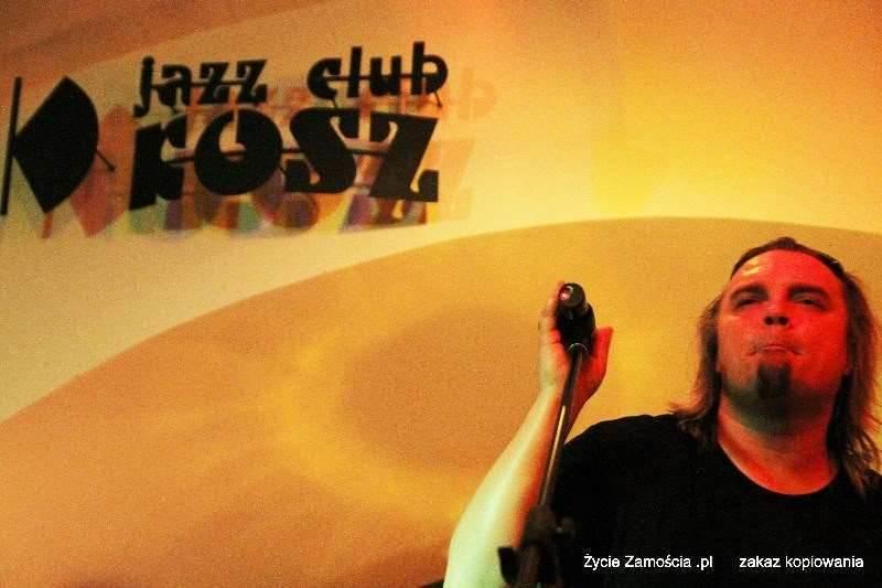 2 listopada 2013 r. Koncert zaduszkowy  –  Noc Gitar w Jazz Club Kosz.