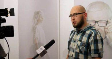 10 stycznia 2014 r. Otwarcie wystawy fotografii Anny Bedyńskiej – WHITE POWER