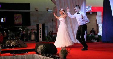 15 lutego 2014 r. Targi ślubne –  Zamość 2014