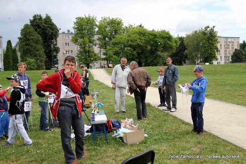 II Okręgowe Zawody Modeli Latających – rozegrane! – 14 czerwca 2014 r.