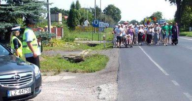 """32. piesza pielgrzymka zamojsko-lubaczowska – """"Do Syna Swego nas prowadź"""" 02.08.2014"""
