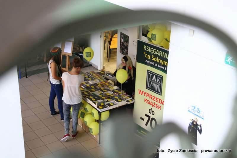 Zamojskie Spotkania z Fantastyką (dzień pierwszy) – Zamość, 19.09.2014 r.