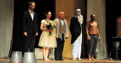 Jesień Teatralna w Zamojskim Domu Kultury – BURZA  25.09.2014