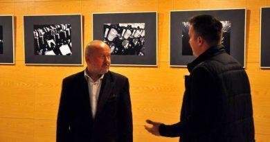 """,, Deus ex machina """" – wystawa fotografii Waldemara Siatki"""