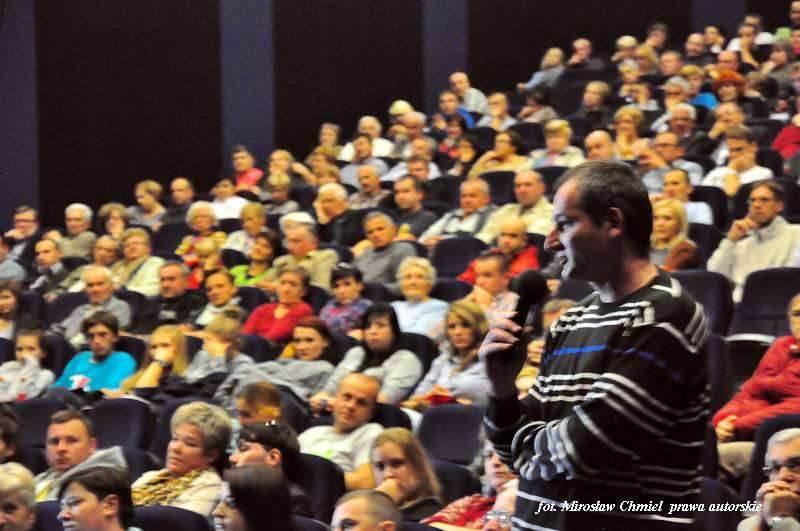 """""""Jeżeli zapomnimy o nich…"""" – premiera nowego filmu Adama Sikorskiego w CKF Stylowy w Zamościu 15.10.2014"""