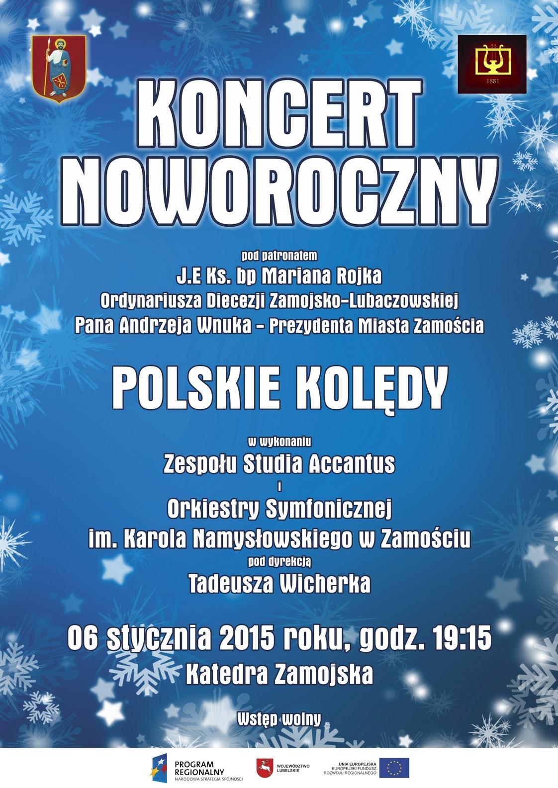 Koncert Noworoczny m