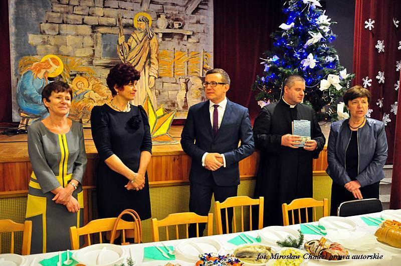 Wigilia dla samotnych i bezdomnych w Zamościu – 22.12.2014