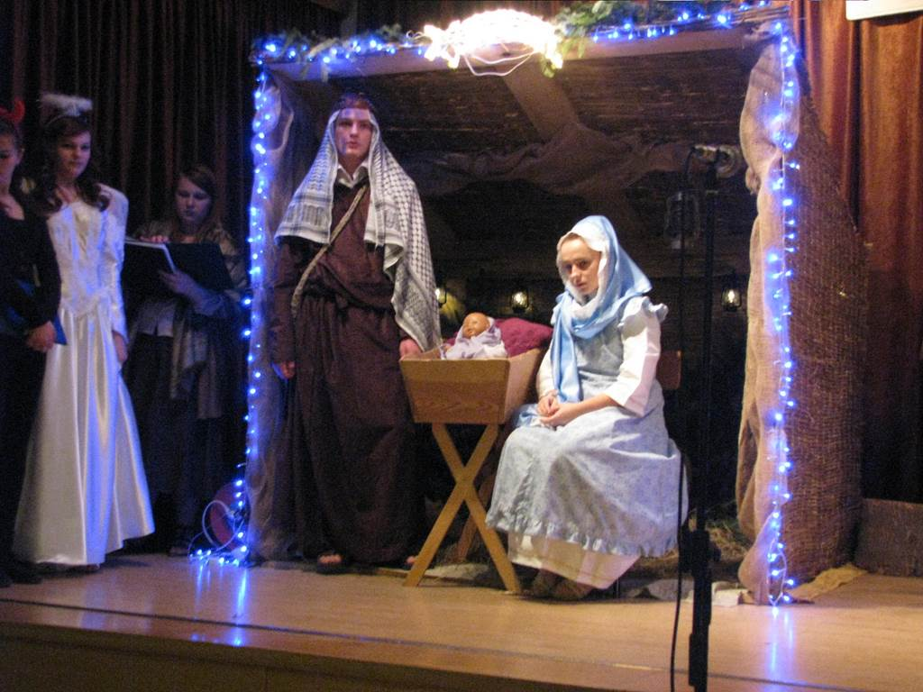 Dzień Bożonarodzeniowy w ZSP nr 5 w Zamościu