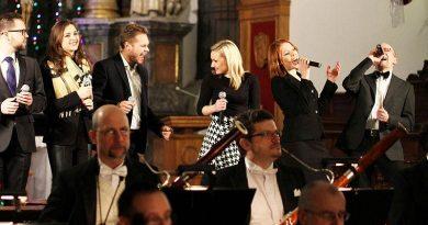 Koncert Noworoczny – 6.01.2015 r. w Katedrze Zamojskiej