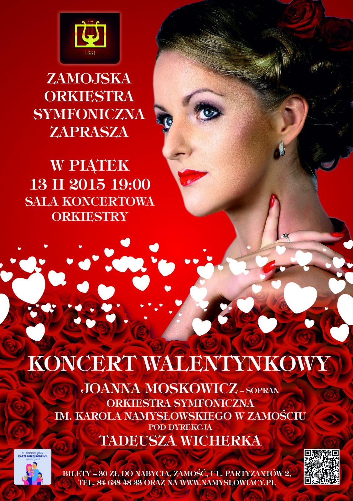 Koncert Walentynkowy m