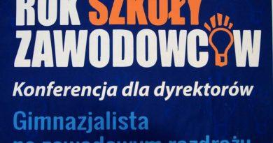 Rok Szkoły Zawodowców –  Gimnazjalista na zawodowym rozdrożu, 20.03.2015