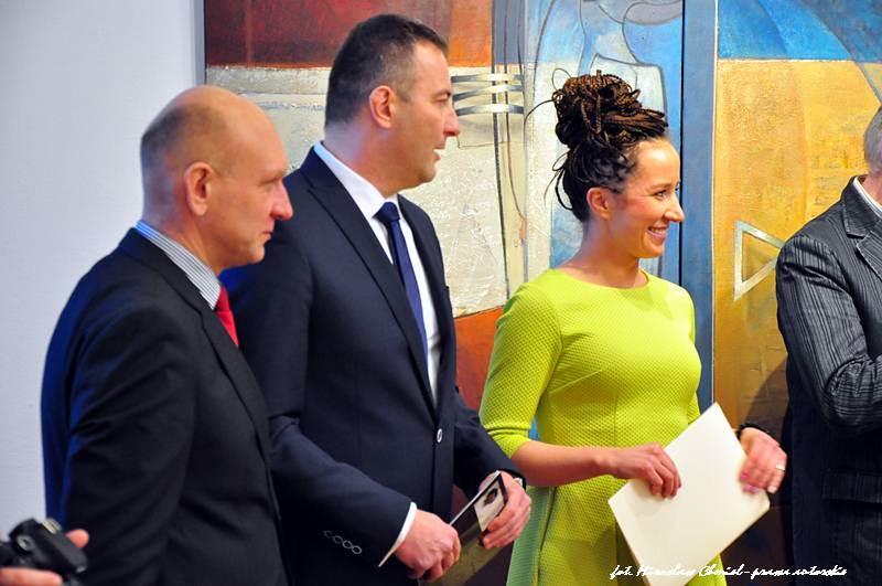 """""""Zdarzenia subtelne"""" – wystawa Andrzeja Antoniego Widelskiego – BWA Galeria Zamojska, 06.03.2015 r."""