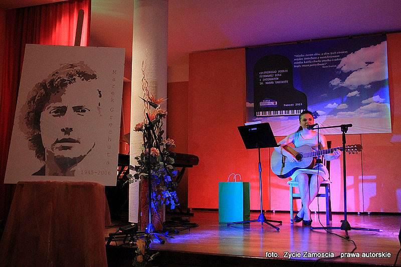 VIII Przegląd Poezji Śpiewanej im. Marka Grechuty