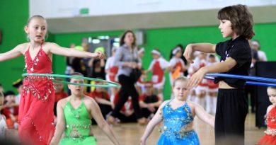 IX Wiosenne Spotkania Taneczne Młodzieżowego Domu Kultury w Zamościu