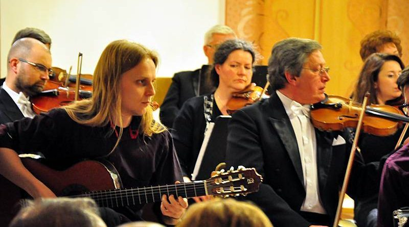 ŚWIAT TANGA w Orkiestrze Symfonicznej.