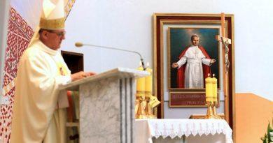 Zamojski Dzień Papieski – pamięć w modlitwie