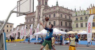 Grand Prix miasta Zamość w koszykówce 3×3